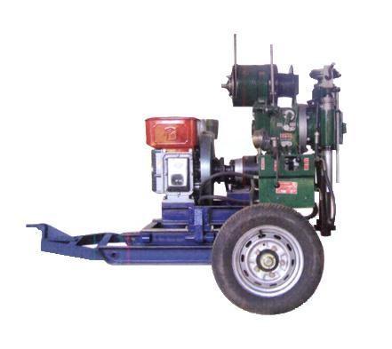 GJ-150A型钻机
