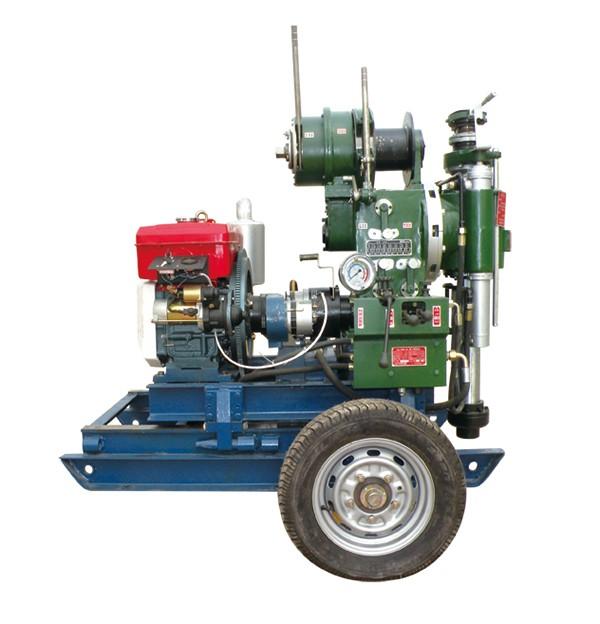GJ-240A型钻机