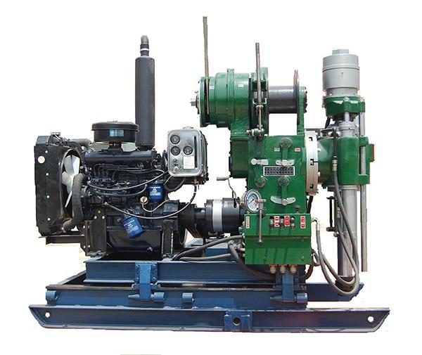 GJ-400型钻机