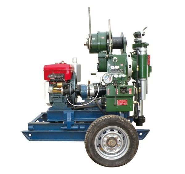 GJ240-1A型钻机