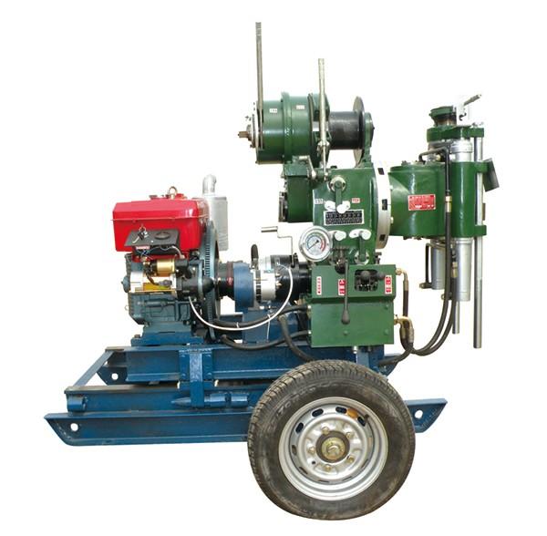 GJ 240-1S型钻机