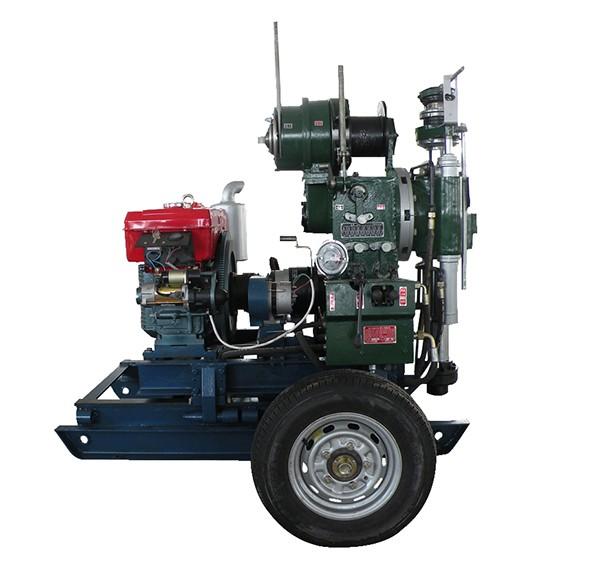 GJ240-2A型钻机